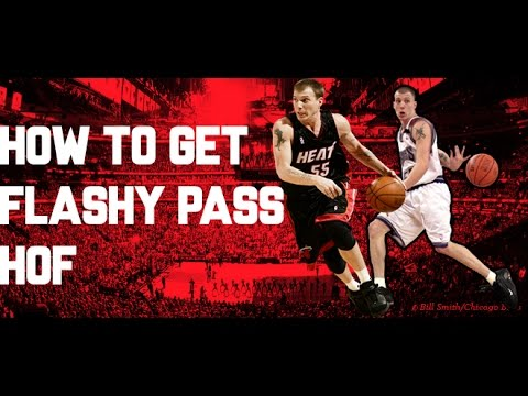 how to get the flashy passer badge in 2k17
