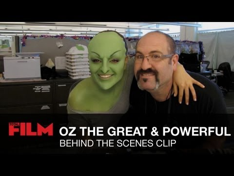 Oz The Great & Powerful: Mila Kunis' Make-Up Timelapse
