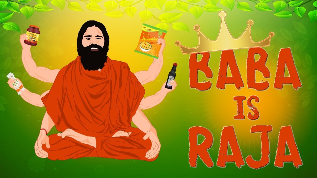 How Baba Ramdev's Patanjali is challenging the might of MNCs in India
