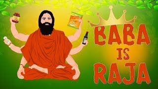 Baba Ramdev's Patanjali: How a small home-grown is challenging the might of MNCs in India.