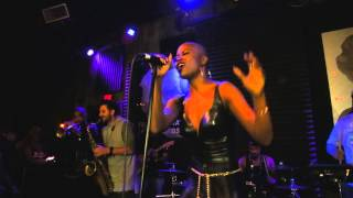 "V. Bozeman - Whitney Houston ""Exhale (Shoop Shoop)"" Cover - The Sayers Club 3.2015"