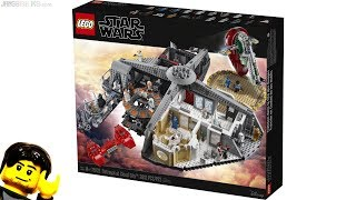 My thoughts: LEGO Star Wars Betrayal at Cloud City reveal 75222