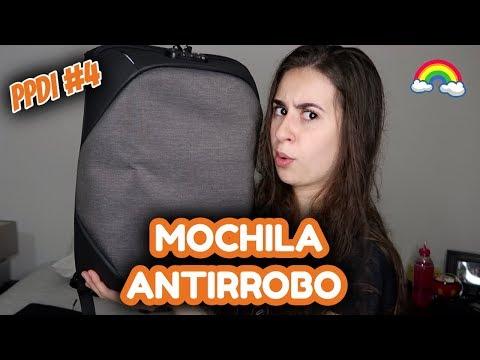 LA MOCHILA ANTIRROBO 😱 PPDI #4 | Ninalandia