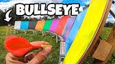 MOST EPIC BULLSEYE EVER! (10 Pallet Skips!!)