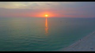 drum circle sunset nokomis fl long vid to see sunset afterglow