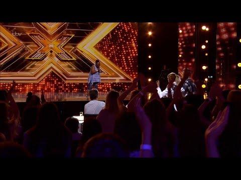 The X Factor UK 2018 Panda Ross Auditions Full Clip S15E07