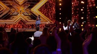 The X Factor UK 2018 Panda Ross Auditions Full Clip S15E07