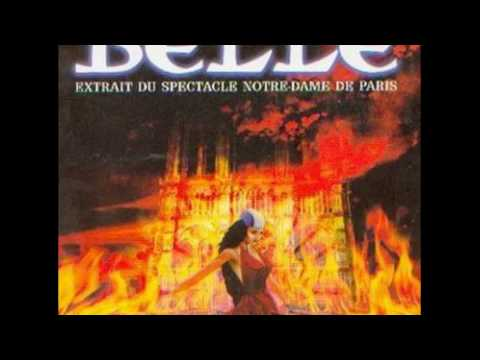 Garou - Belle in French, English & Spanish