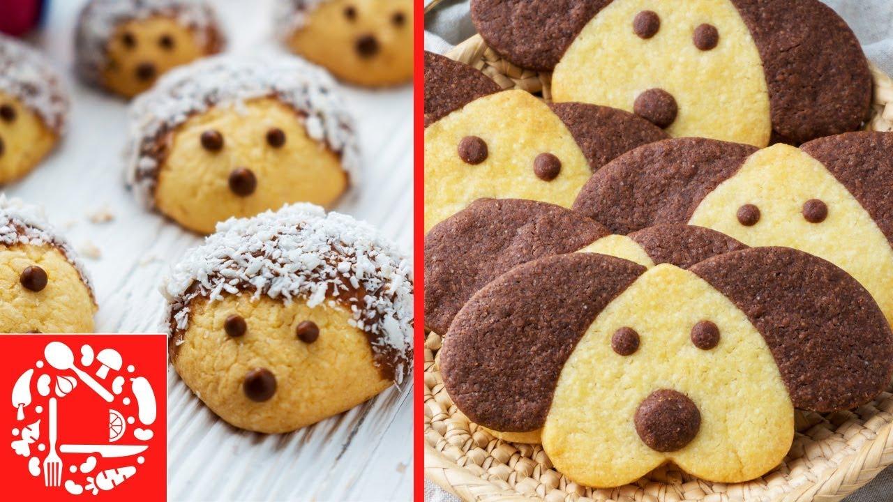 домашние рецепты печенье