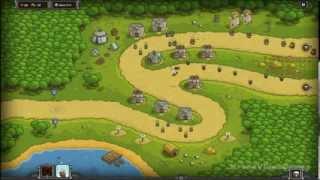 Kingdom Rush Gameplay (PC HD)