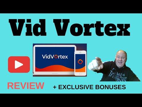 Vid Vortex Review - Plus EXCLUSIVE BONUSES - (Vid Vortex Review)