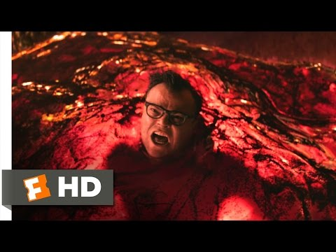 Goosebumps (9/10) Movie CLIP - The Blob That Ate Everyone (2015) HD