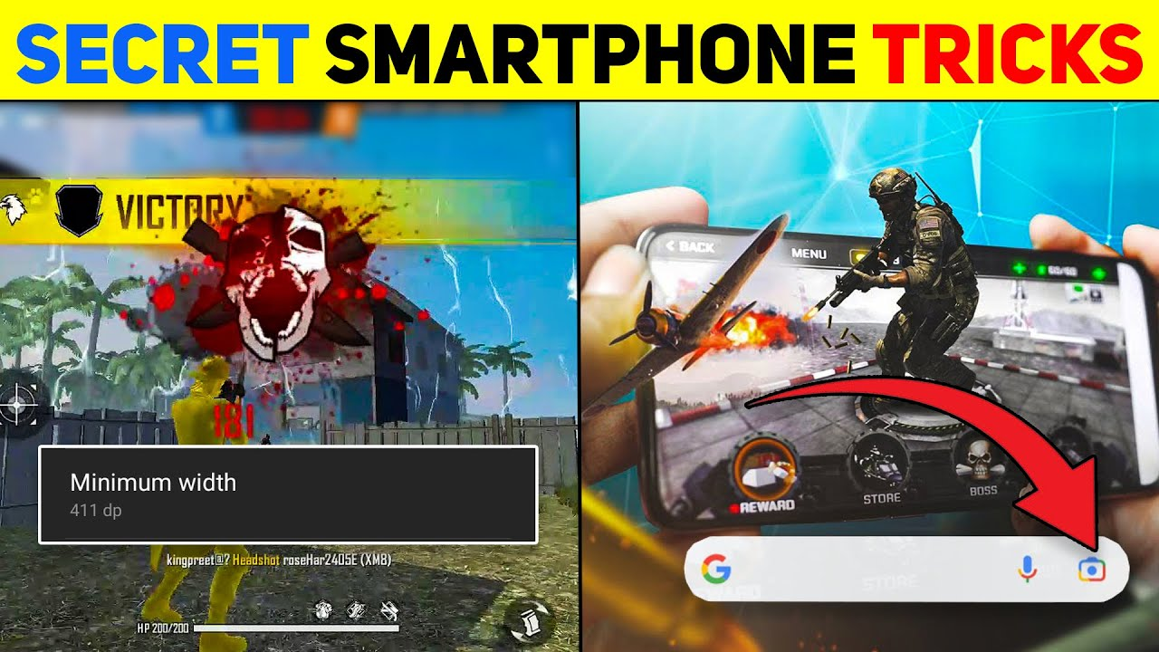 Secret फोन के Features | Top 5 Secret tricks in your android phone | its fact | What The Fact | 2021