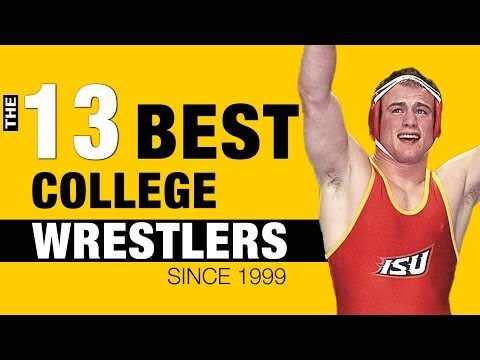 The Most Impressive College Wrestlers Over The Last 20 Years