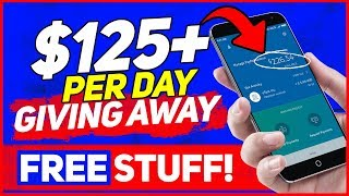🔥$125 PER DAY GIVING AWAY FREE STUFF | FREE PAYPAL MONEY !(WORLDWIDE)