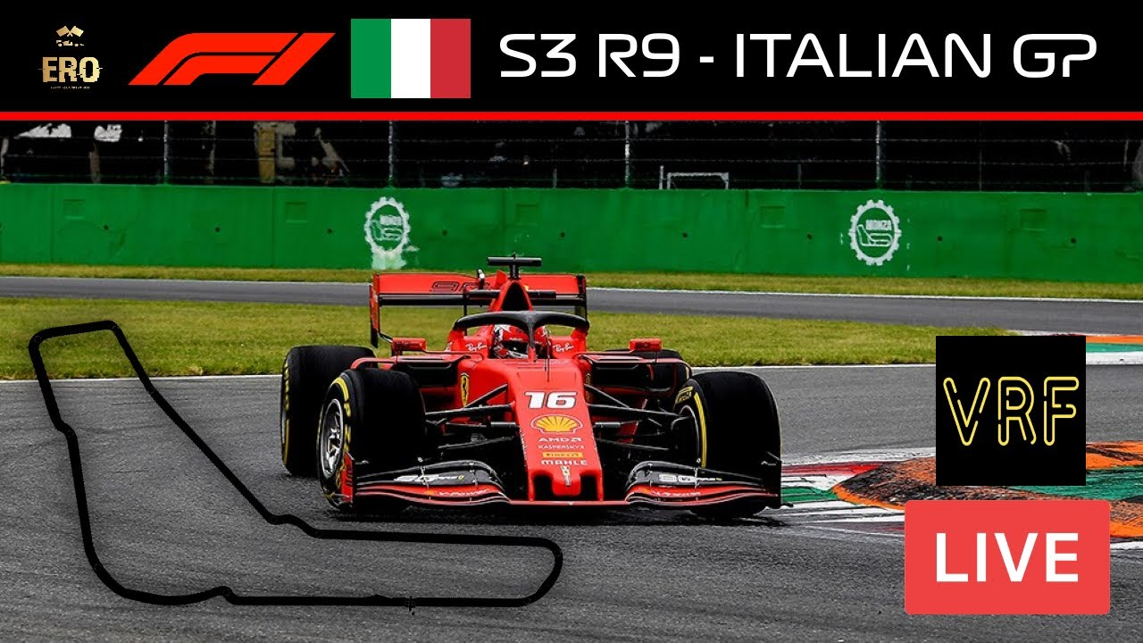 ERO F1 - S3 R9 - ITALIAN GP