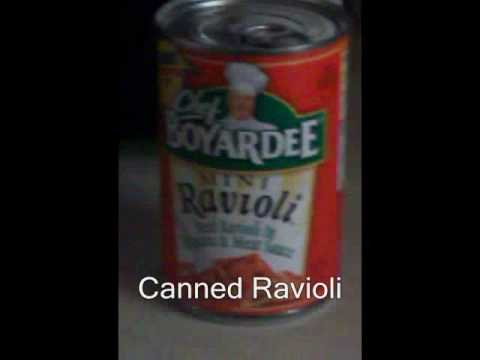 How To Make Canned Ravioli