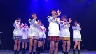 2018年11月17日開催、ふわふわワンマンライブ「騒げ!踊れ!歌え!秋の大収穫祭!!~もぎたてを召し上がれ~」昼公演の『桜並木』です。