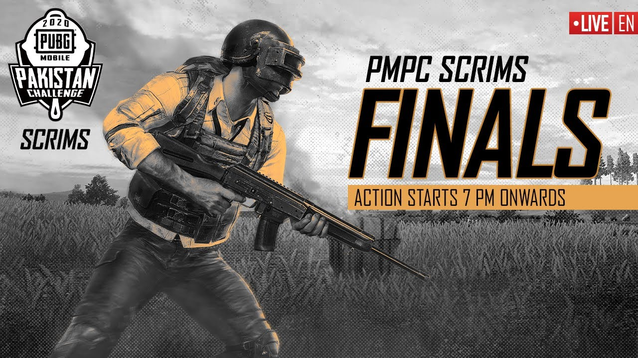 [EN] PMPC 2020 Scrims | Finals - Day 4 | PUBG MOBILE Pakistan Challenge
