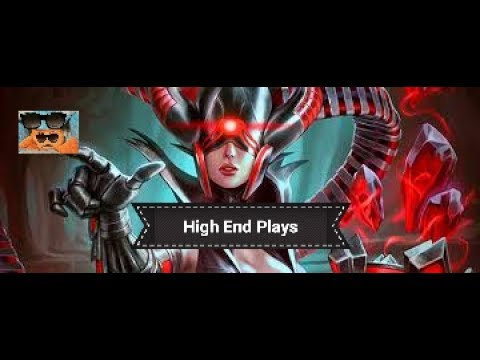 "Thumbnail: ""High Level Nox Plays"" - Nox Clash Gameplay SMITE"