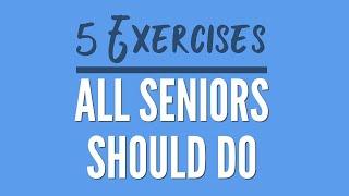 5 Exercises All Seniors Should Do Daily screenshot 2
