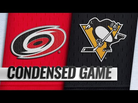 02/05/19 Condensed Game: Hurricanes @ Penguins