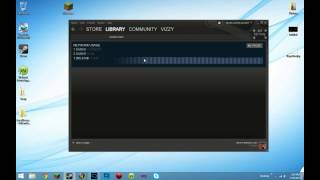 How to fix Steam Downloading Game Error *UPDATE REQUIRED*