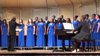 """Total Praise"" by Richard Smallwood (cover) SCHS Gospel Ensemble"