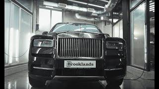 Оклейка ROLLS-ROYCE ДАВИДЫЧА! Самый масштабный проект BROOKLANDS Detailing! Часть 1