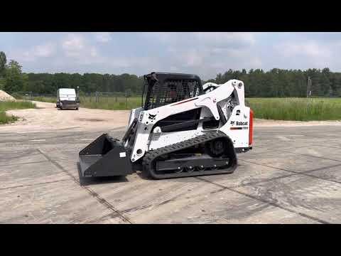 Used heavy machinery Bobcat T650 - 2 SPD / SJC / HF / ACD Skidsteer