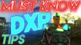 You need these DXP tips -Runescape 3
