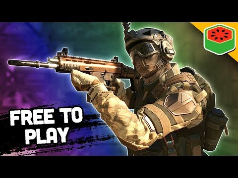 Great Free To Play FPS! | Warface PS4 thumbnail