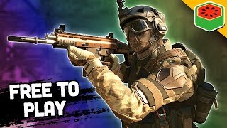 Great Free To Play FPS!   Warface PS4