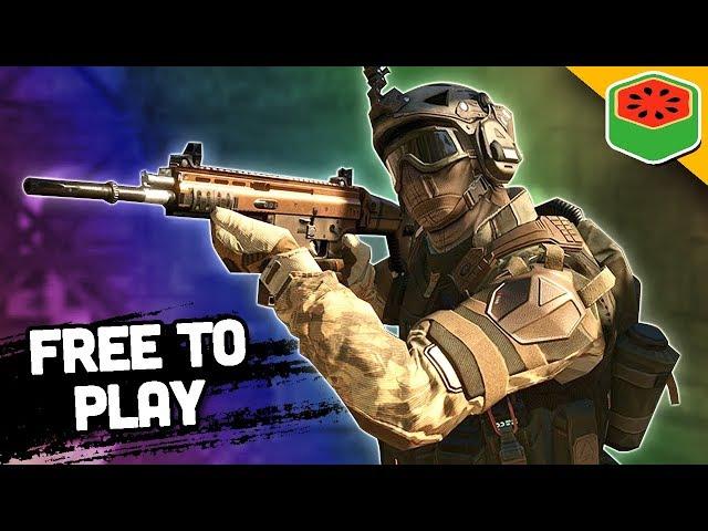 warface ps4 free