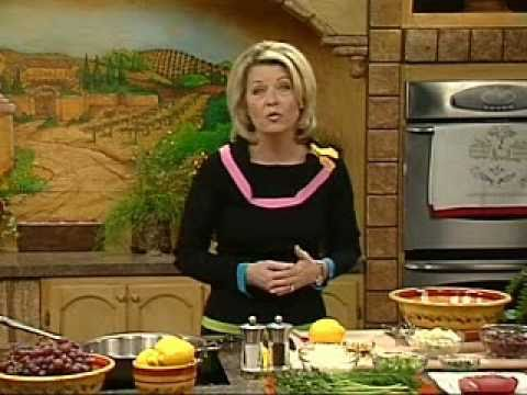 Fresh Tuna Salad – Healthy Cooking with Cindy