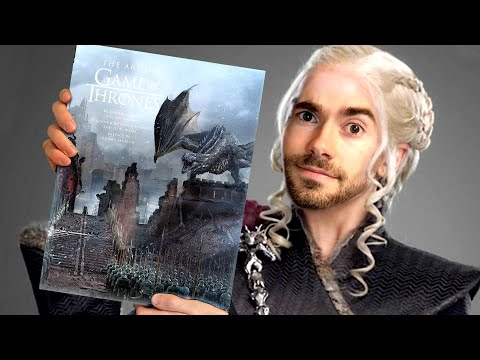 The Art Of Game Of Thrones Book Review Preview
