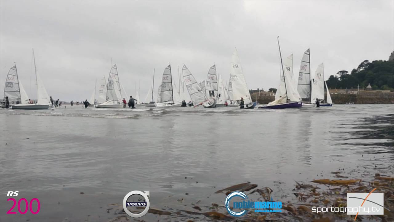 Volvo Noble Marine RS200 National Championships - Final report
