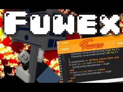 OMFG! ✅HOT EXPLOIT✅| Fuwex Exploit Showcase! CMDS - LUA C - LUA