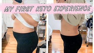 My First 30 Day Keto Experience (I lost weight!) | ELA BOBAK