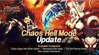 Video Completing 100% NEW CHAOS HELL MODE (all stages) - Kritika TWK download MP3, 3GP, MP4, WEBM, AVI, FLV September 2018