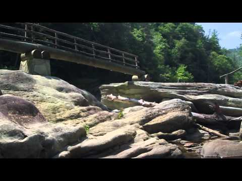 The North Carolina Mountains - Pisgah National Forest HD 720P