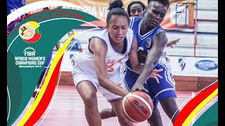Full Game - MB2ALL v Kenya Ports Authority - FIBA Africa Women's Champions Cup 2018
