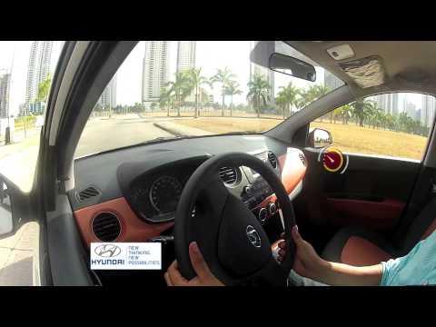 Hyundai Grand i10 prueba