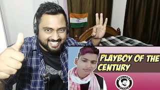 PLAYBOY OF THE CENTURY IS HERE | AWESAMO SPEAKS | Indian Reactions