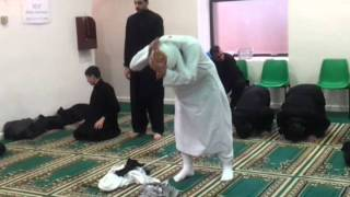 MUST WATCH SHIA, WAHABI, SALAFI, SUNNI ARE PRAYING TOGETHER