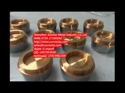 Zr Rectangular  target Shenzhen Sunrise Metal Industry Co.,Ltd