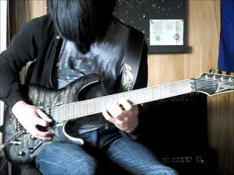 Alchemy Sounded Good At The Time - Alesana guitar cover