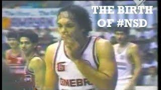 Ginebra vs. NCC | FULL GAME HIGHLIGHTS | Oct. 22, 1985