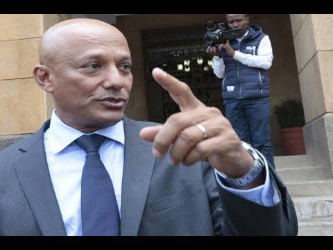 EACC new CEO Twalib Abdallah promises to make corruption a high risk venture in Kenya| News Centre