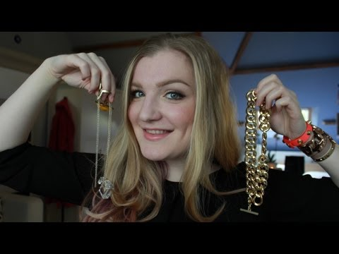 How to: accessoires/sieraden combineren